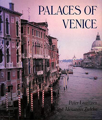 Palaces of Venice: Lauritzen, Peter, Zielcke, Alexander