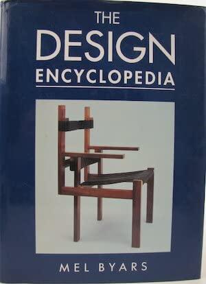 The Design Encyclopedia.: Byars, Mel.