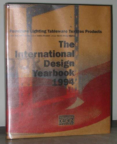 International Design Yearbook 1994: Arad, R.; Myerson,