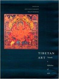 Tibetan Art: Towards a Definition of Style: Singer, Jane Casey