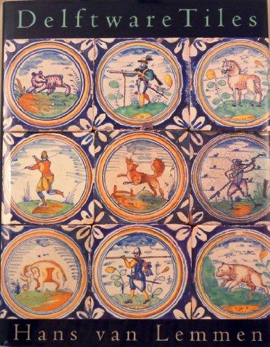 9781856691000: Delftware tiles