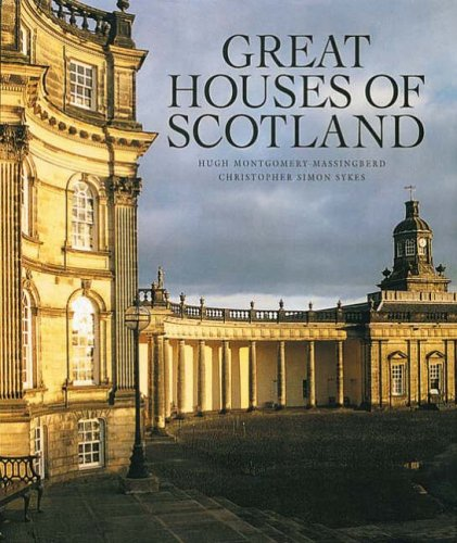 9781856691062: Great houses of Scotland