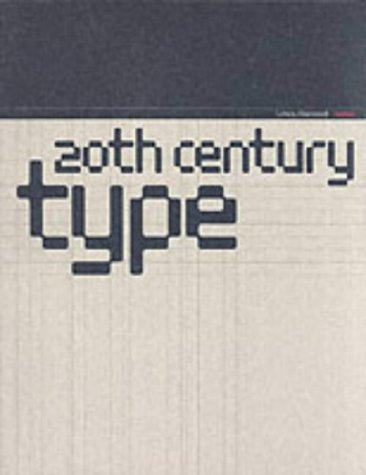 Twentieth-century Type: Remix: Blackwell, Lewis