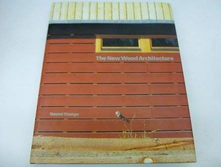 9781856691284: The New Wood Architecture