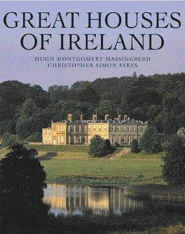 9781856691727: Great Houses of Ireland /Anglais