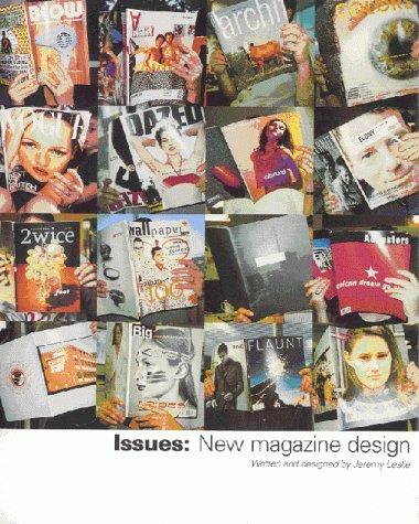 9781856691772: ISSUES, NEW MAGAZINES DESIGN (last copies)