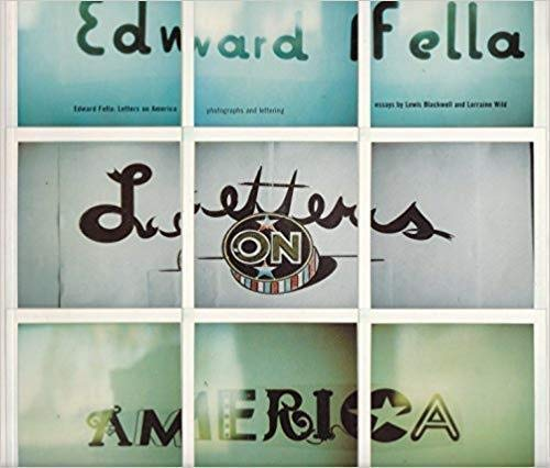 9781856691826: Edward Fella: Letters on America