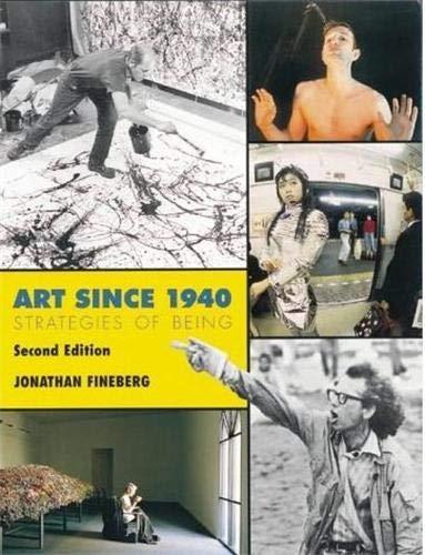 9781856691918: Art Since 1940 : Strategies of Being