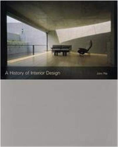 9781856692007: A History of Interior Design