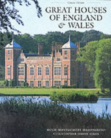 9781856692069: Great Houses of England and Wales (Co