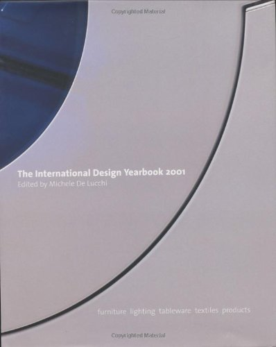 9781856692366: The International Design Yearbook 2001