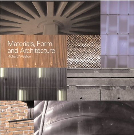 9781856692953: Materials, Form and Architecture