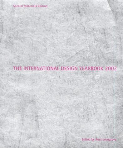 9781856692984: The International Design Yearbook 2002 /Anglais