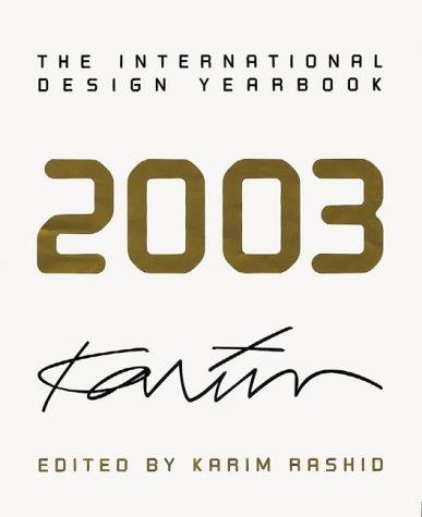 The International Design Yearbook 2003: Karim Rashid, Jennifer Hudson