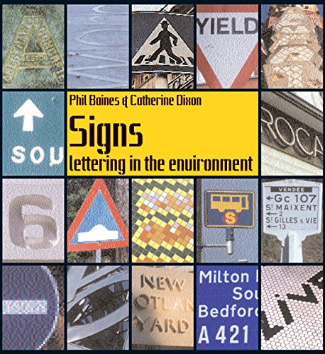 9781856693370: Signs: Lettering in the Environment