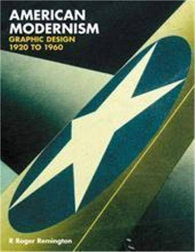 9781856693455: American Modernism Graphic Design (Paperback) /Anglais: Graphic Design 1920 to 1960