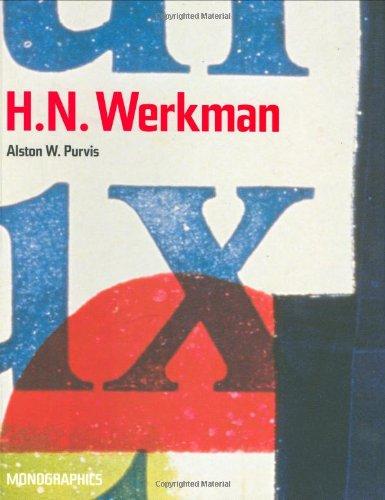 9781856693899: Werkman /Anglais (Monographics)