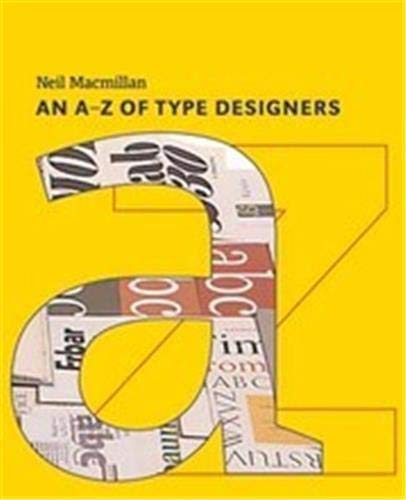 9781856693950: A-Z of Type Designers /Anglais