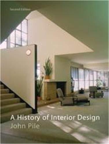 9781856694186: A History of Interior Design