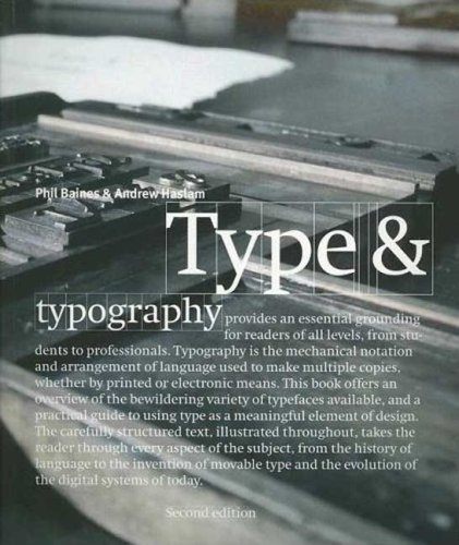 9781856694377: type & typography 2 edition /anglais