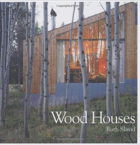 9781856694551: Wood Houses