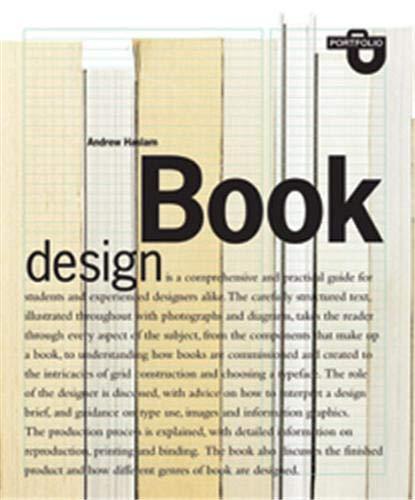9781856694735: Book Design (Portfolio) /Anglais
