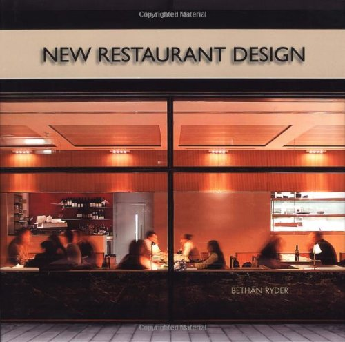 9781856695008: New Restaurant Design