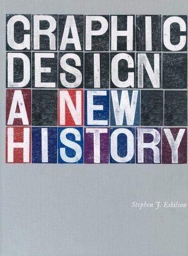 9781856695114: graphic design a new history (paperback) /anglais