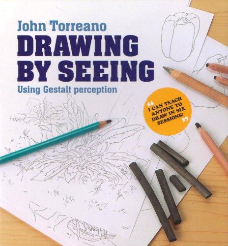 9781856695152: Drawing by Seeing : Using Gestalt Perception