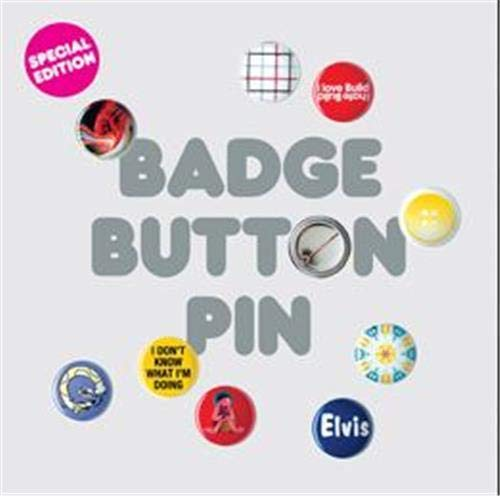 9781856695176: Badge/Button/Pin (Limited Edition): Limited Edition Packaged with Six Free Badges