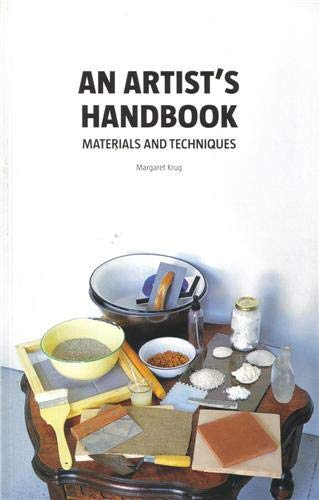 9781856695237: An Artist's Handbook: Materials and Techniques