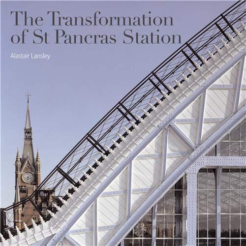 9781856695527: the transformation st pancras station /anglais