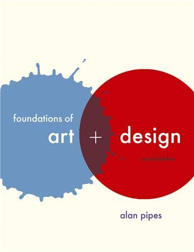 Foundations of Art and Design: Alan Pipes