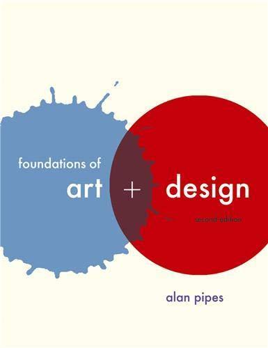 9781856695787: foundations of art and design /anglais