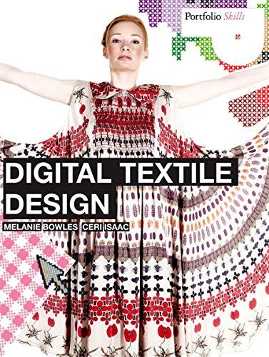 9781856695862: Digital Textile Design (Portfolio Skills)