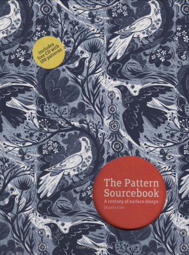 9781856696210: The Pattern Sourcebook: A Century of Surface Design