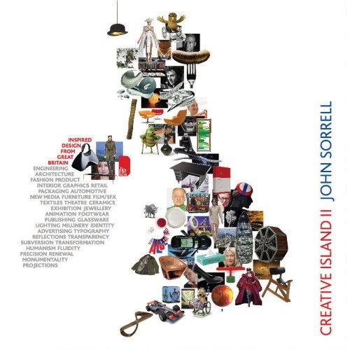 9781856696265: Creative Island II: Inspired Design from Great Britain