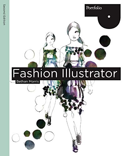 9781856696548: Fashion Illustrator (Portfolio)
