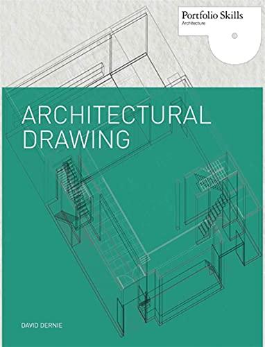 9781856696791: Architectural Drawing (Portfolio Skills)