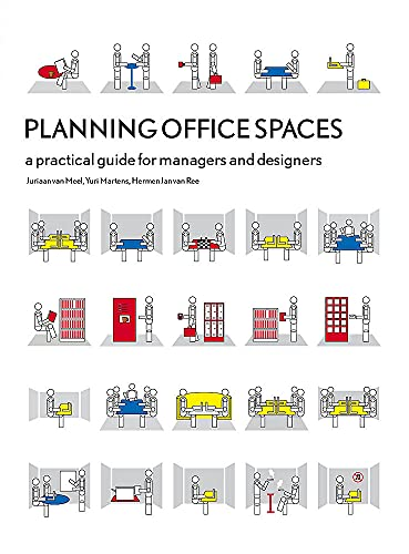 Planning Office Spaces: A Practical Guide for: Martens, Yuri/ Van