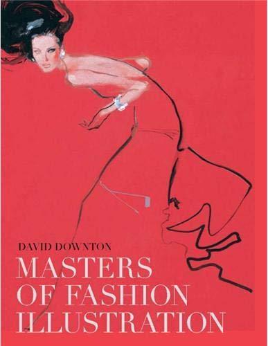 9781856697040: Masters of Fashion Illustration
