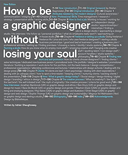 9781856697095: How to be a Graphic Designer, Without Losing Your Soul