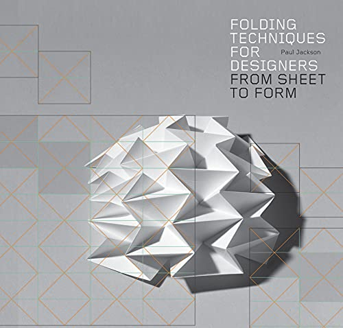 9781856697217: Folding Techniques for Designers: From Sheet to Form