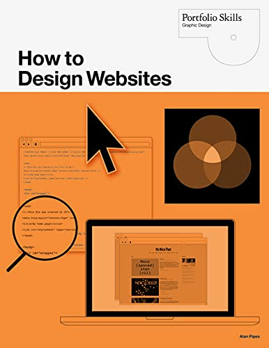 9781856697392: How to Design Websites (Portfolio Skills)
