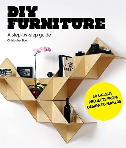 9781856697422: DIY Furniture: A Step-by-Step Guide