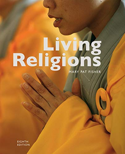 9781856697644: Living Religions. Mary Pat Fisher