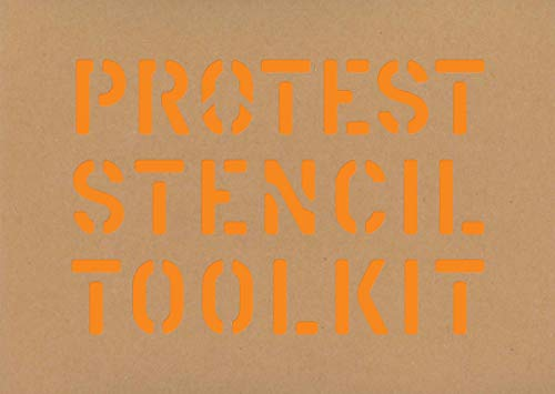9781856697668: Protest Stencil Toolkit