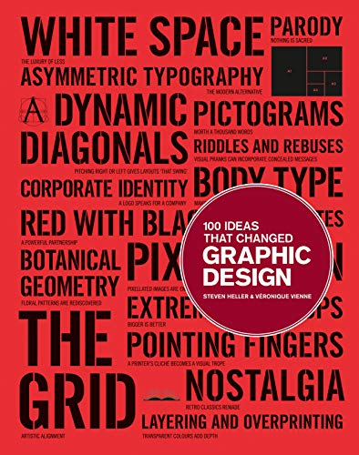9781856697941: 100 Ideas that Changed Graphic Design