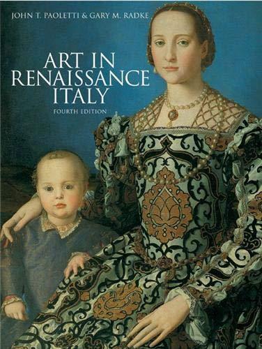 9781856698184: Art in Renaissance Italy (4th Edition)