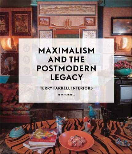 9781856698221: Terry Farrell: Interiors and the Legacy of Postmodernism